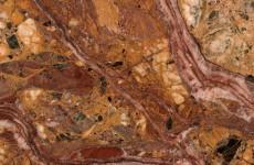 Breche Meduse - polished