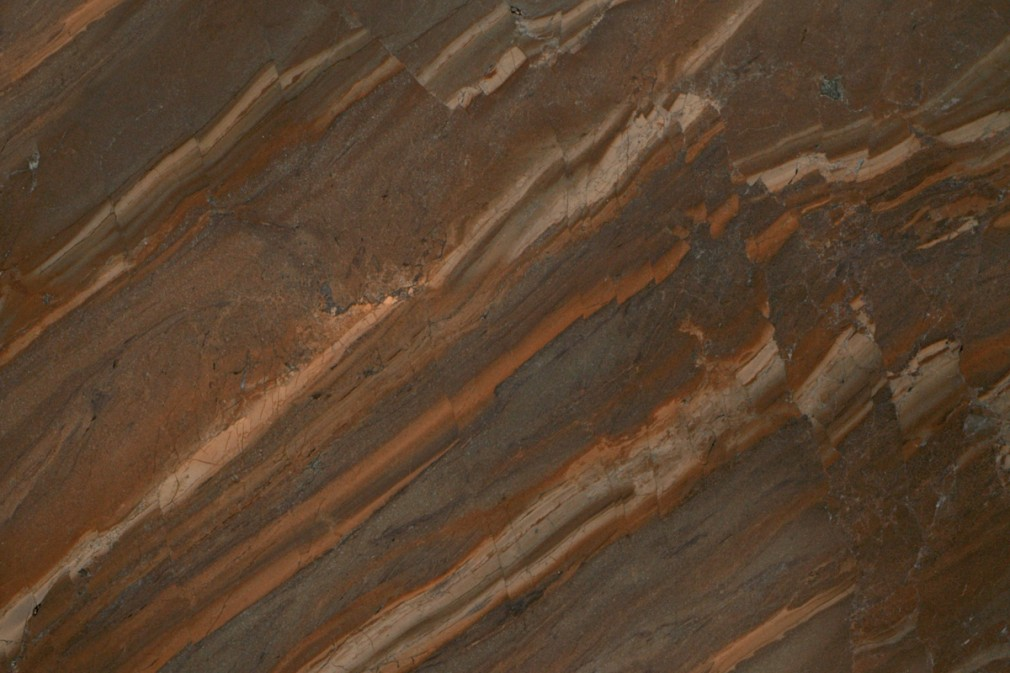Copper Dune (polished)