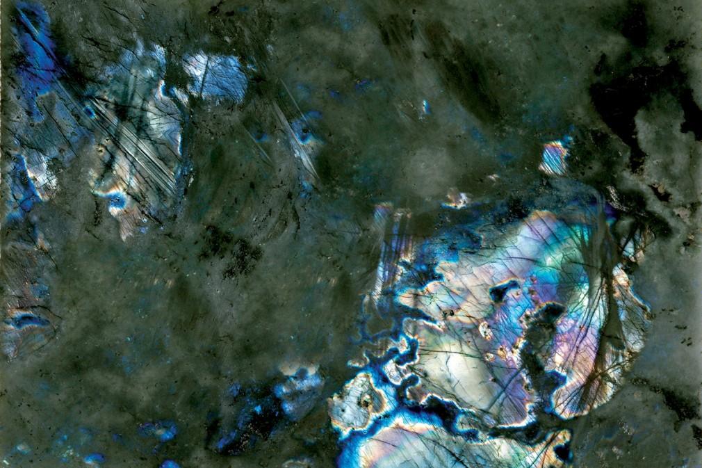 Labradorite Big Blue / River Blue (polished)