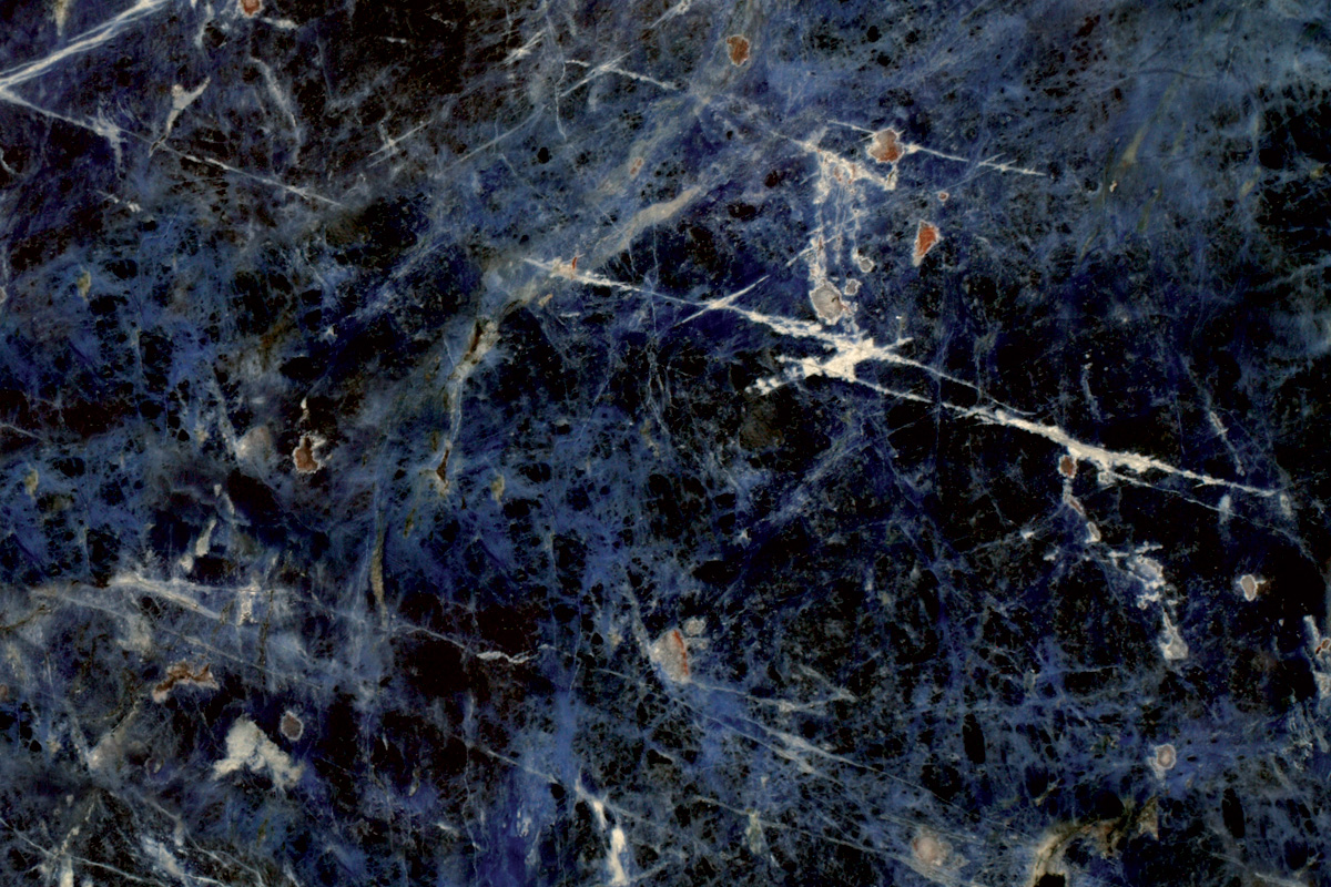 Marble Granite Rock : Blue