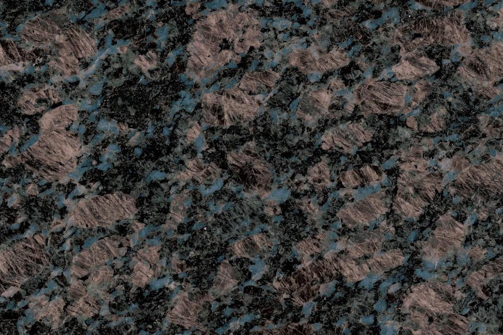 Sapphire Blue Sapphire Brown Granite Marble