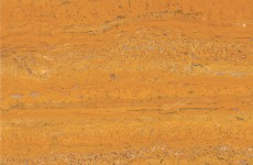 Travertino Giallo Persiano (Vein Cut) - polished