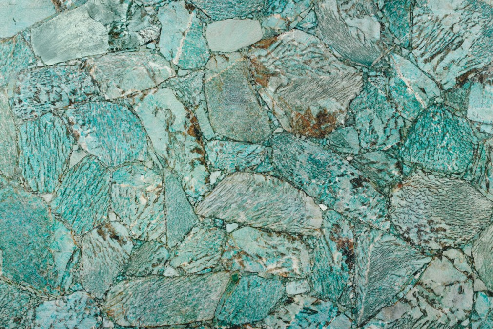 Amazonite Graphic Granite Marble Travertine And