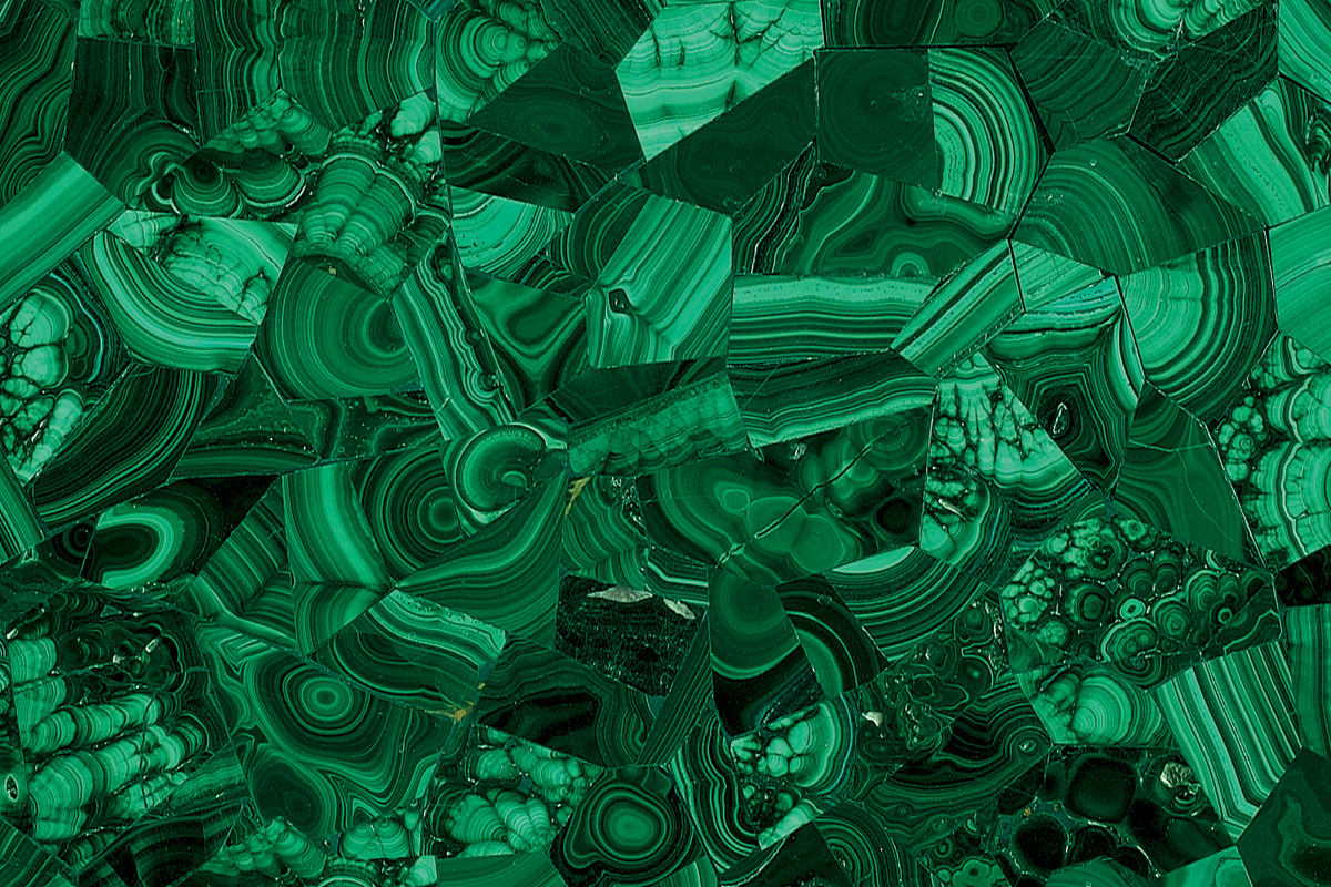 wallpaper emerald stone