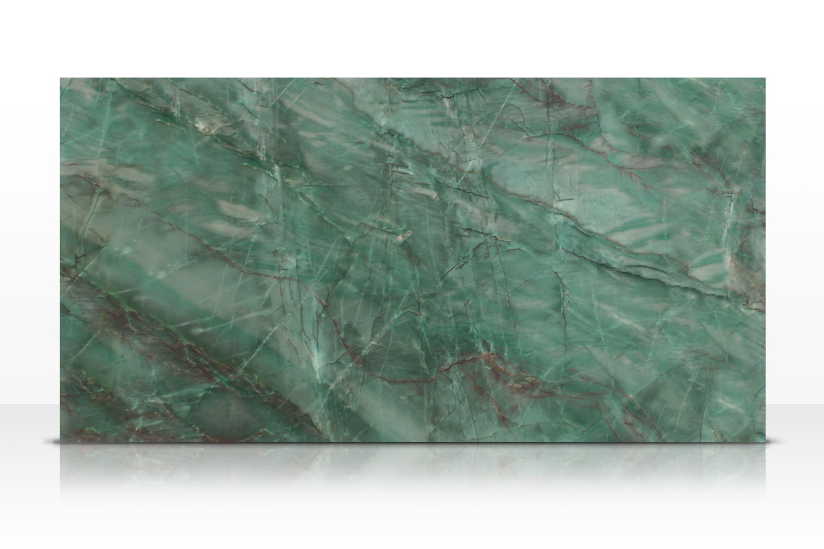 Emerald Quartzite    Dark    QuartziteQuartzite Slab