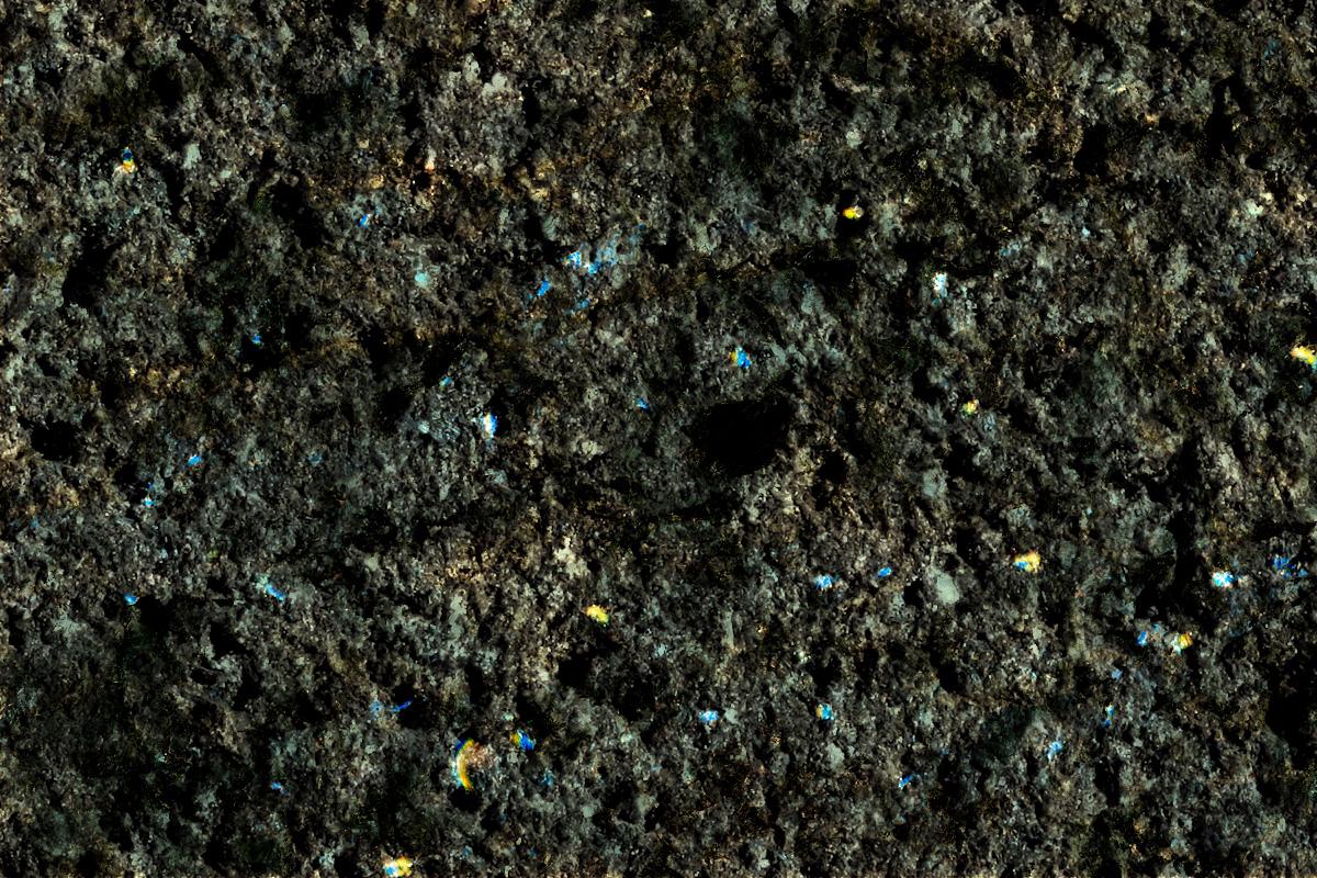 Labradorite Blue Green