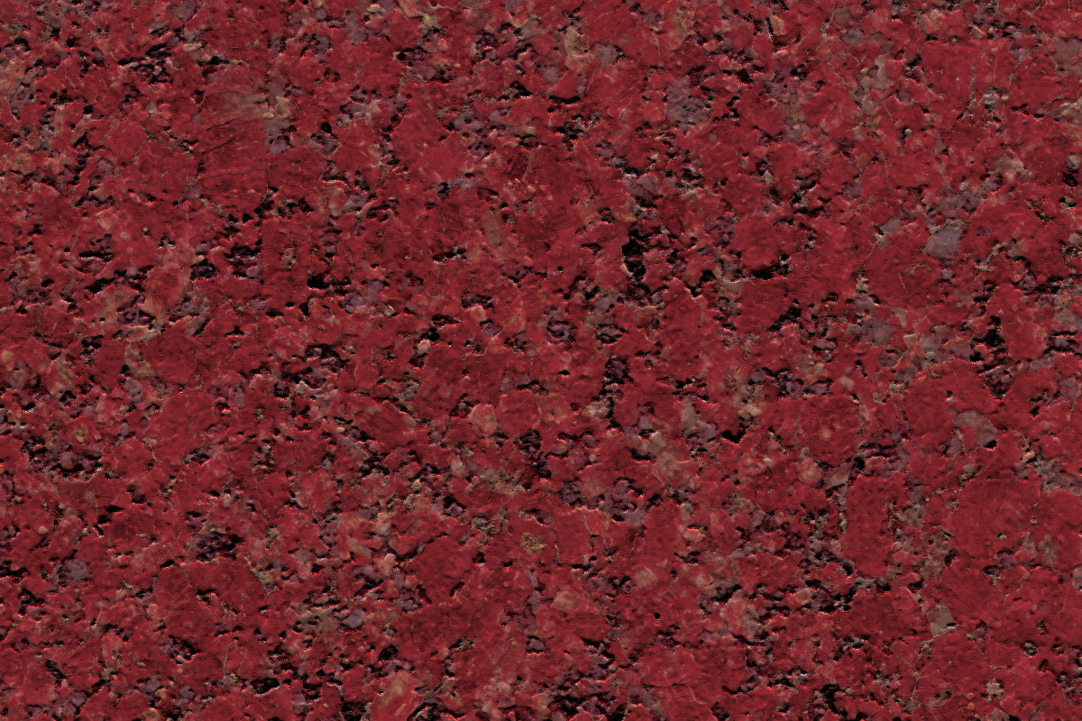 Dark Red Granite : New imperial red