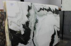 Bianco Lasa Macchia-Polished Marble