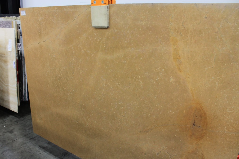Giallo Reale Extra Polished Marble