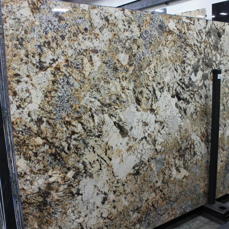 Feldspar Stone Slabs : Feldspar gold polished