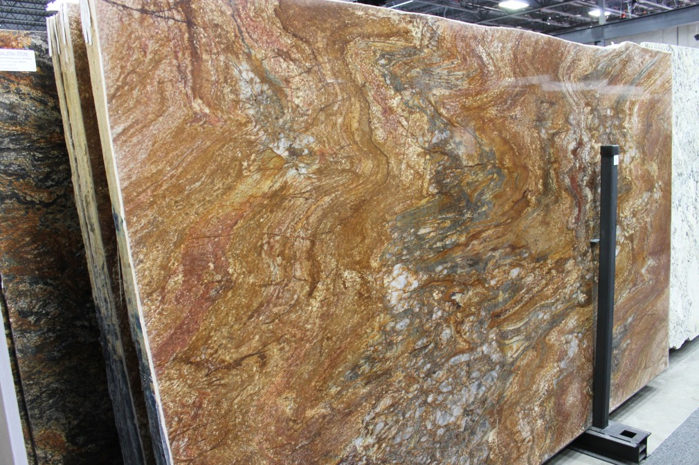 Bronzite Granite Slab For Sale