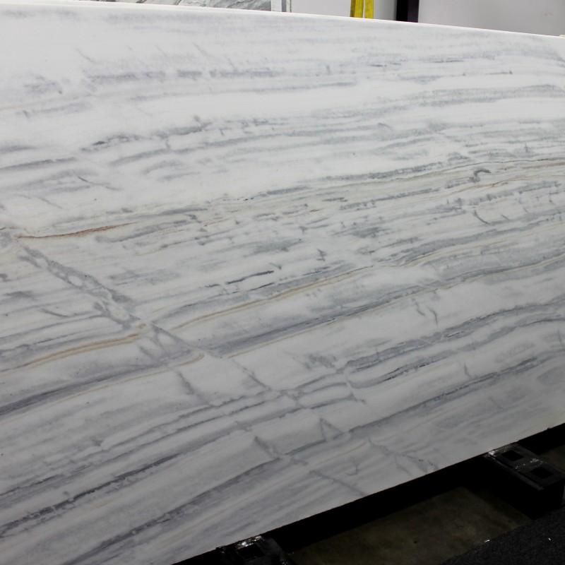 Zebrino Bluette Honed Marble