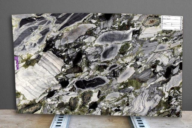 White Beauty Polished Marble Block 1