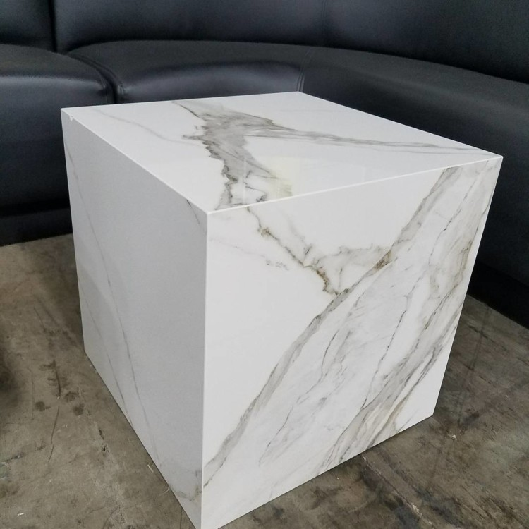 Travertine Slab Coffee Table: Granite, Marble, Travertine And