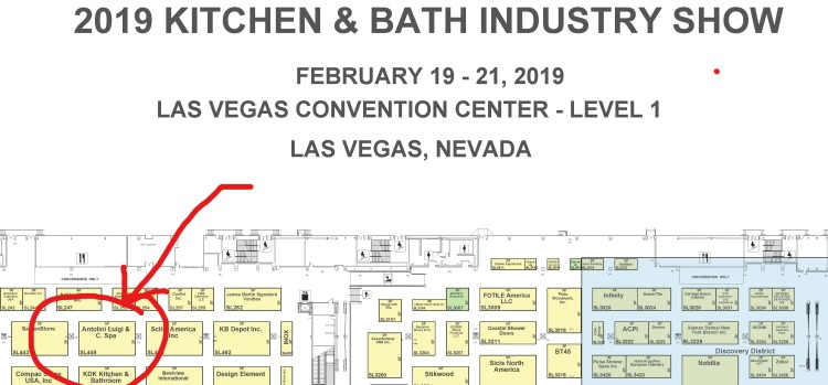 KBIS 2019 – Granite, Marble, Travertine and Precious Stone